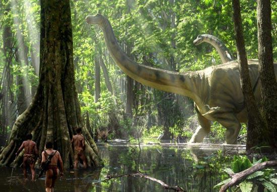 dinosaurushidupafrika1