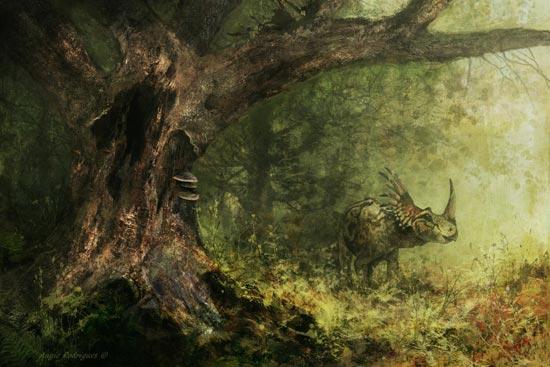 dinosaurushidupafrika5