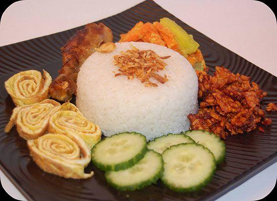 10 Masakan Nasi Khas Indonesia Ini Memang Bikin Ngiler Tentik
