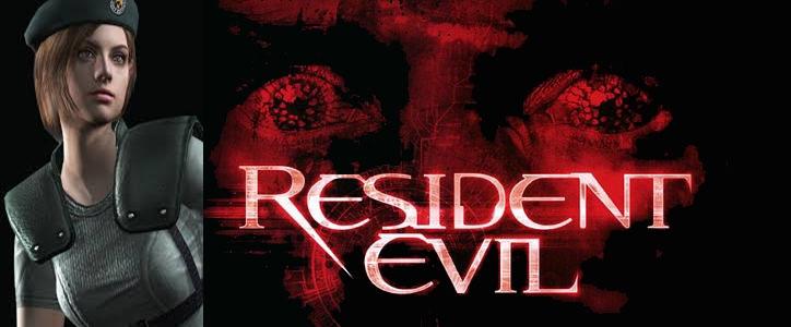 Residen Evil Karakter