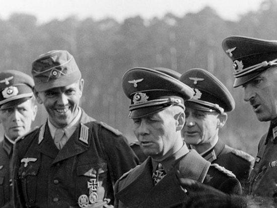 Citaten Hitler Sebenarnya : Inilah jenderal nazi paling berpengaruh tentik
