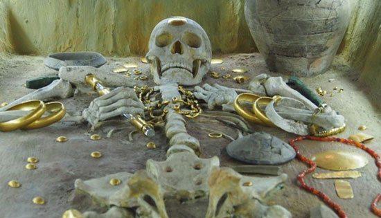 Inilah 10 Penemuan Harta Karun Terbesar Dalam Sejarah Dunia Tentik
