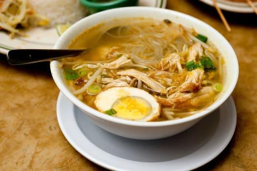 10 Makanan Top Indonesia Dan Asal Muasalnya Tentik