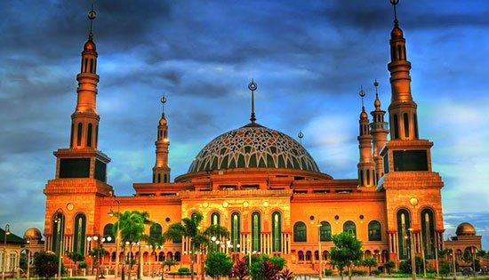10 Masjid Terindah Di Indonesia Yang Akan Membuat Anda Terpesona Tentik