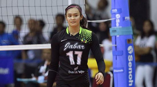 10 Atlet Voli Indonesia Ini Punya Wajah Yang Cantik Bak Model Tentik